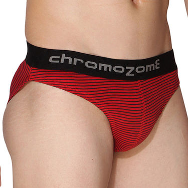 Pack of 3 Chromozome Regular Fit Briefs For Men_10149 - Multicolor