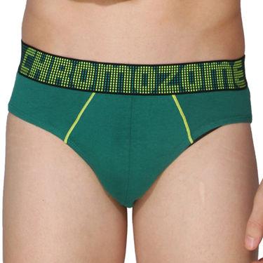 Pack of 3 Chromozome Regular Fit Briefs For Men_10209 - Multicolor