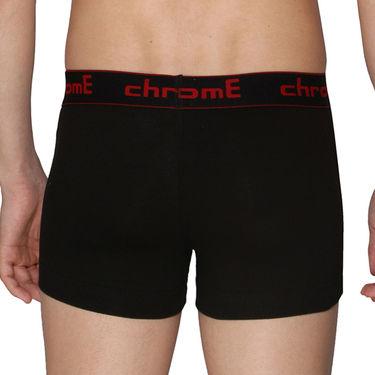 Pack of 3 Chromozome Regular Fit Trunks For Men_10214 - Multicolor