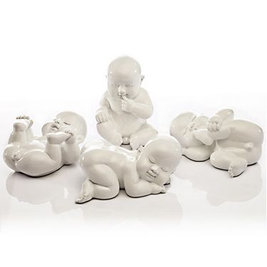 Baby Figurines-1203-07063WHT