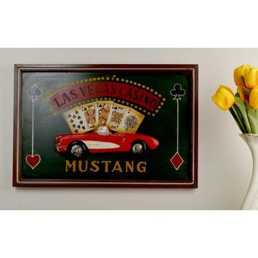 3D Las Vegas Casino Wall Sign-1203-07082H