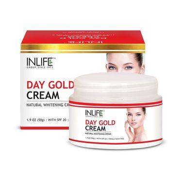 INLIFE Day Gold Cream - 50g