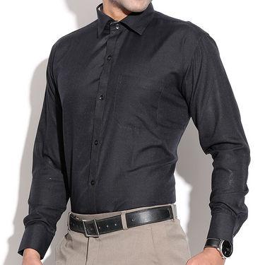 Fizzaro Pack of 7 Cotton Rich Formal Shirts for Men _PL-SRT-101-7