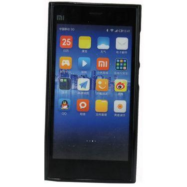Snooky Designer Soft Back Cover For Xiaomi Mi3 Td13557