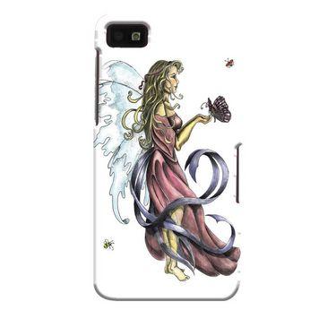 Snooky Digital Print Hard Back Case Cover For Blackberry Z10 Td13599