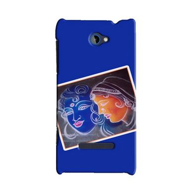 Snooky Digital Print Hard Back Case Cover For Htc 8s A620e Td13644