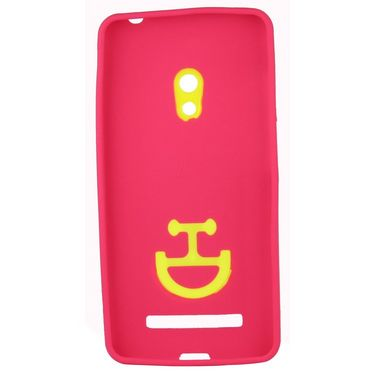Snooky Smiley Back Case Cover For Asus Zenfone 5 A501cg Td13691
