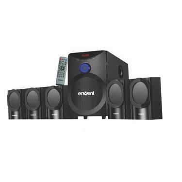 Envent TuneMe 8500W Prologic 5.1 Hometheatre Speaker - Black