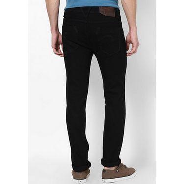 Branded Regular Fit Stylish Jeans For Men - Raymond Cotton Fabric_npjwz10 - Black