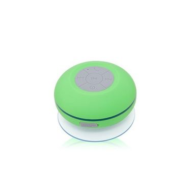 Callmate BTS-06 Bluetooth Shower Speaker - Green