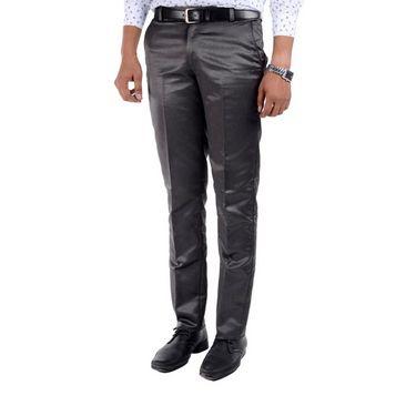 Combo of  Branded Formal Cotton Shirt + Trouser For Men_s9mft01c