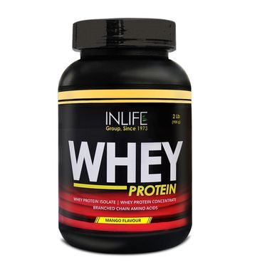 INLIFE Whey Protein 2Lb (908g) Mango Flavour