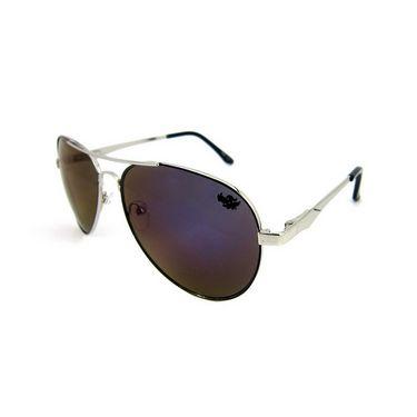 Flying Machine  Aviator Sunglasses For Men_fms113col121105l - Blue