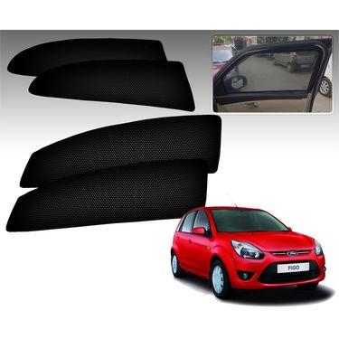 Set of 4 Premium Magnetic Car Sun Shades for FordFigo