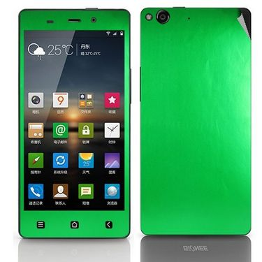 Snooky Mobile Skin Sticker For Gionee Elife E6 20953 - Green