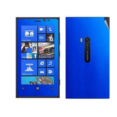 Snooky Mobile Skin Sticker For Nokia Lumia 920 21009 - Blue
