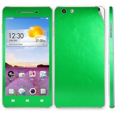 Snooky Mobile Skin Sticker For Oppo R1 R829t 20912 - Green