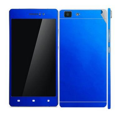 Snooky Mobile Skin Sticker For OPPO R5 20919 - Blue