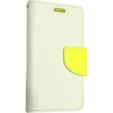 BMS lifestyle Mercury flip cover for Sony Xperia C S39H - White