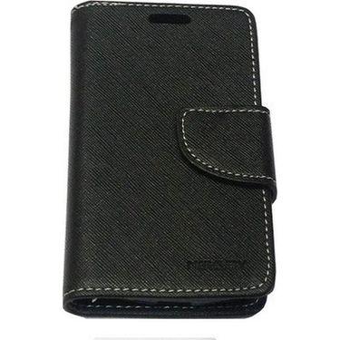 BMS lifestyle Mercury Wallet Flip Book Case Cover for Xiaomi MI-3 - Black