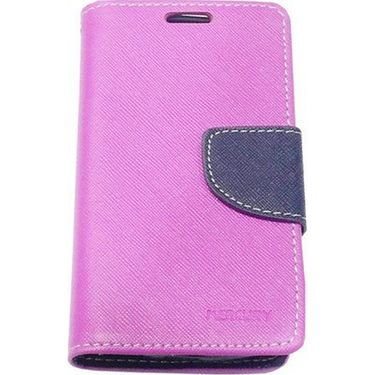 BMS lifestyle Mercury flip cover for Sony Xperia L S36H - Purple