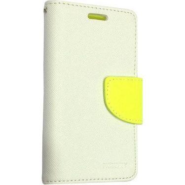 BMS lifestyle Mercury flip cover for Sony Xperia M Single C1905 - white