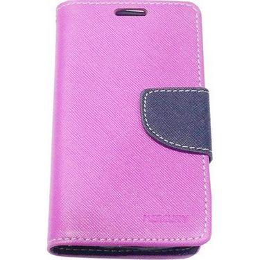 BMS lifestyle Mercury flip cover for Sony Xperia Z1 - Purple