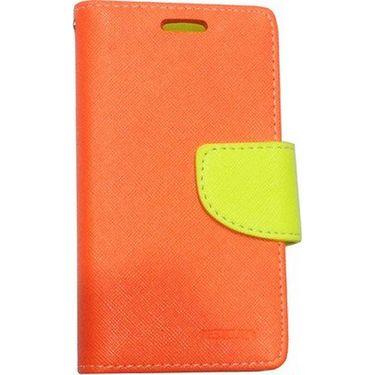 BMS lifestyle Mercury flip cover for Sony Xperia Z1 - Orange