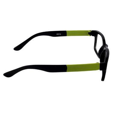 Aoito Plastic Frames Eyeglasses For Men_Grace51 - Black