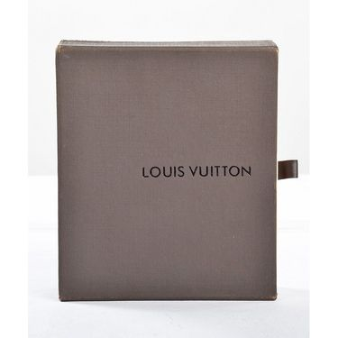 Branded Leather Wallet For Men_lv1 - Brown