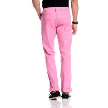 Good karma Cotton Chinos_gkj840 - Pink