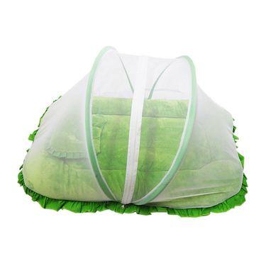Wonderkids Baby Bedding Mosquito Net_MW-124-Green