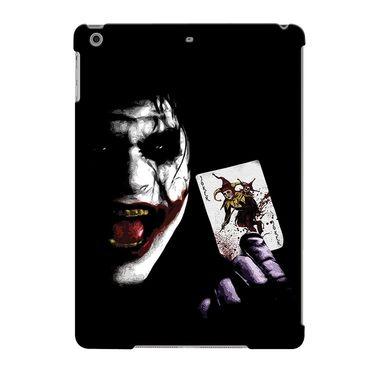Snooky Digital Print Hard Back Case Cover For Apple iPad Air 23674 - Black