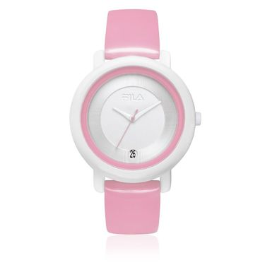 Fila Analog Round Dial Watch_38046006 - White