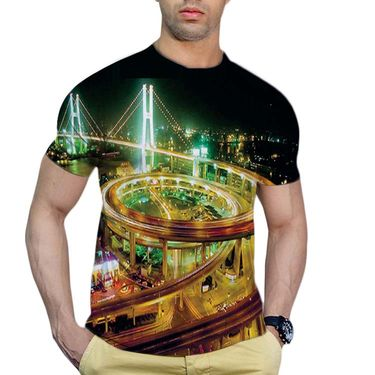 Graphic Printed Tshirt by Effit_Trp0391