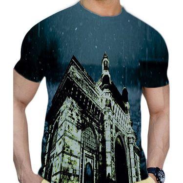 Graphic Printed Tshirt by Effit_Trsb0398