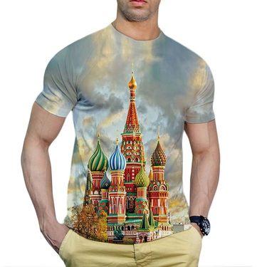 Graphic Printed Tshirt by Effit_Trw0384
