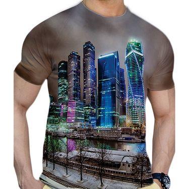 Graphic Printed Tshirt by Effit_Trw0387