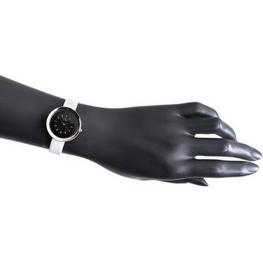 Titan Analog Round Dial Watch_2482sl03 - Light Black