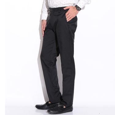 Fizzaro Formal Trouser_Pltrs103 - Black