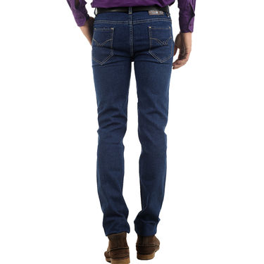 Branded Cotton Jeans_Npjwtx11 - Blue