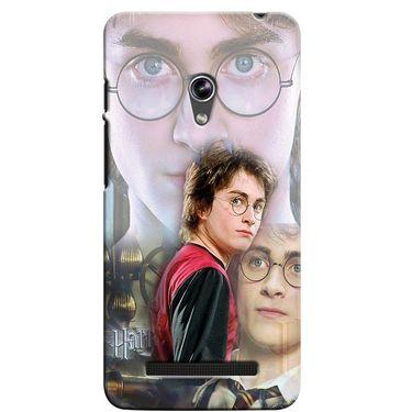 Snooky 36099 Digital Print Hard Back Case Cover For Asus Zenphone 5 - Multicolour