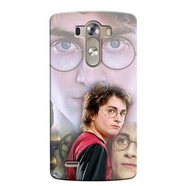 Snooky 37619 Digital Print Hard Back Case Cover For LG G3 - Multicolour