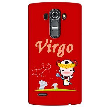 Snooky 37938 Digital Print Hard Back Case Cover For LG G4 - Red