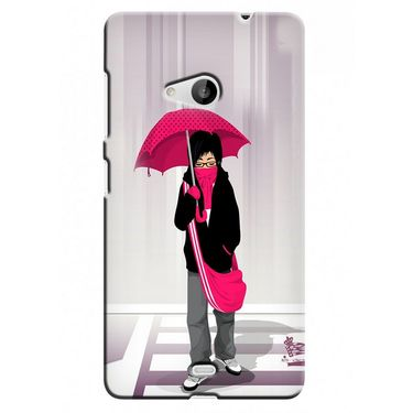 Snooky 38024 Digital Print Hard Back Case Cover For Microsoft Lumia 535 - Multicolour