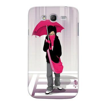 Snooky 35493 Digital Print Hard Back Case Cover For Samsung Galaxy Grand 2 - Multicolour