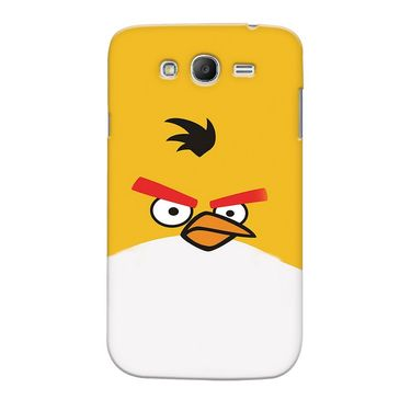 Snooky 35582 Digital Print Hard Back Case Cover For Samsung Galaxy Grand Duos I9082 - Yellow