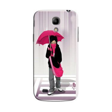 Snooky 35743 Digital Print Hard Back Case Cover For Samsung Galaxy S4 Mini I9192 - Multicolour