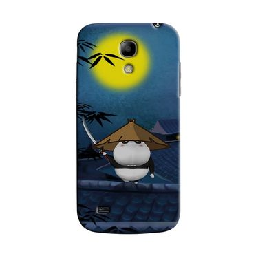 Snooky 35779 Digital Print Hard Back Case Cover For Samsung Galaxy S4 Mini I9192 - Blue