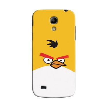 Snooky 35782 Digital Print Hard Back Case Cover For Samsung Galaxy S4 Mini I9192 - Yellow